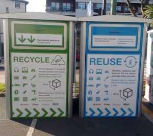 RAEE reciclaje de aparatos eléctricos y electrónicos