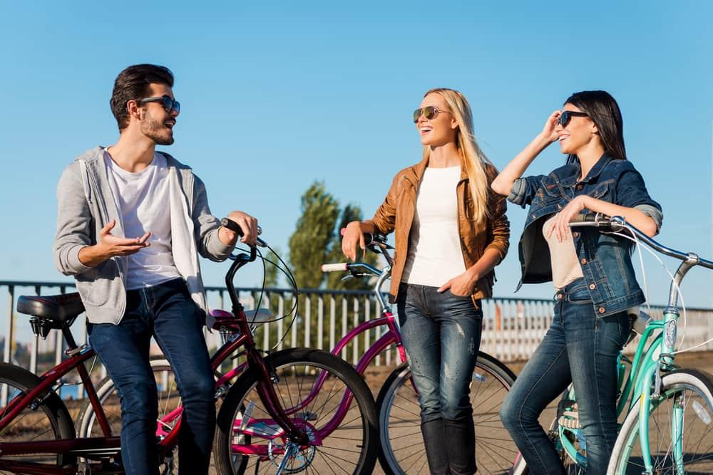 Urban cycling culture