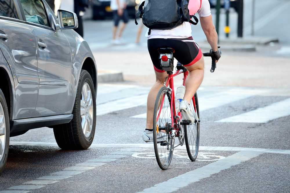 cycling safer