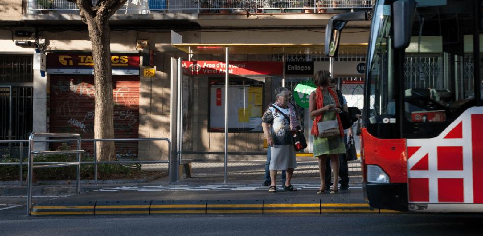 canvis en el transport públic de Barcelona