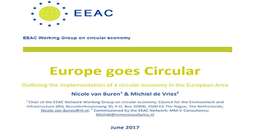 Europa es converteix en circular