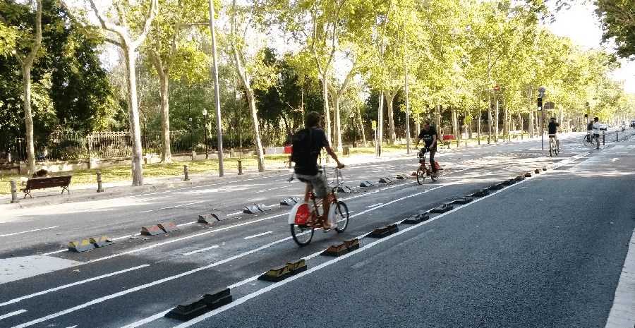 improvements of bike lanes