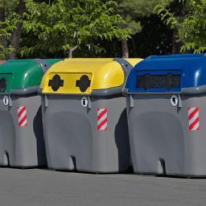 contenidors reciclatge a Catalunya