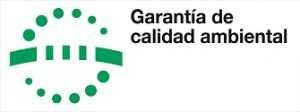 distintivo de garantía de calidad ambiental