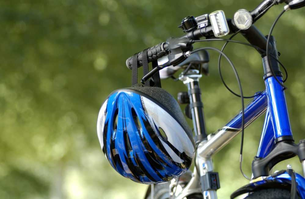 Cycling helmet