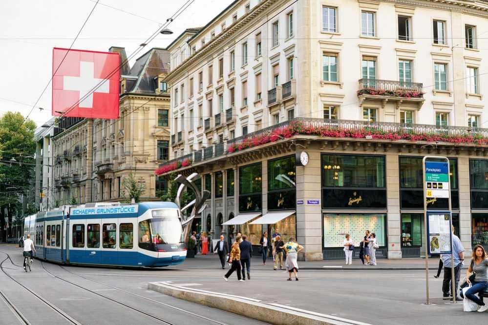 Zurich pulic transport