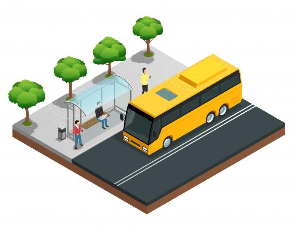 paradas de bus mejorar accesibilidad urbana