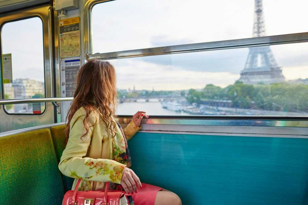 Paris public transport
