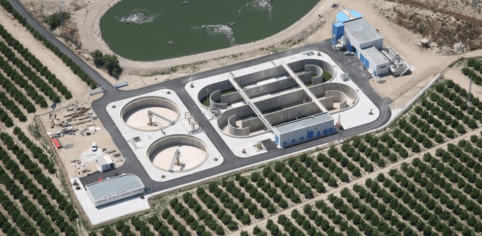 regeneració de l'aigua