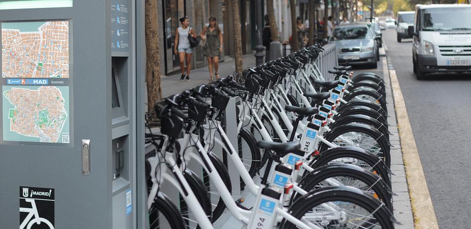 integración de la bicicleta en el abono de transportes