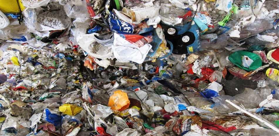 uso del plástico reciclado