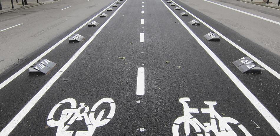 infraestructura ciclista de Barcelona