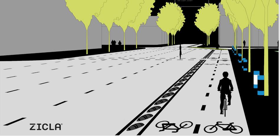 pistes cyclables de Barcelone