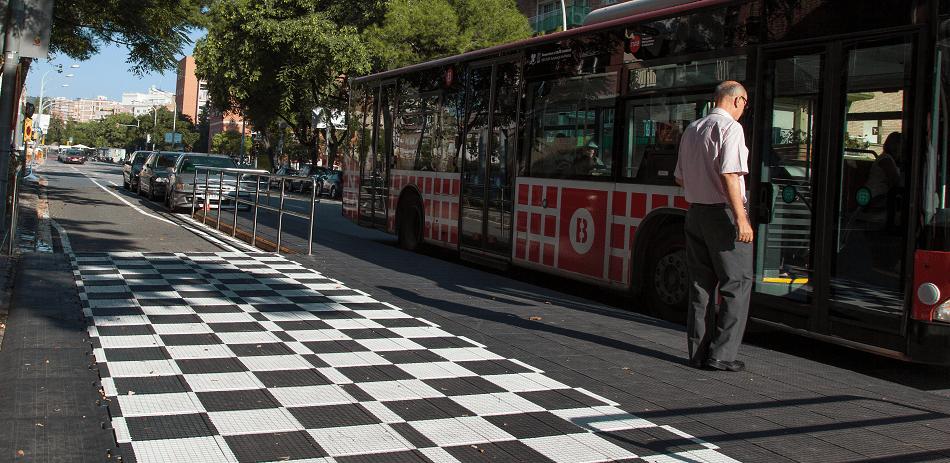 millores a la xarxa de transport de Barcelona