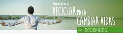 Reciclar para cambiar vidas