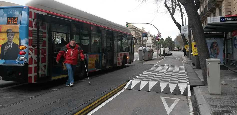 mobilitat urbana a Barcelona
