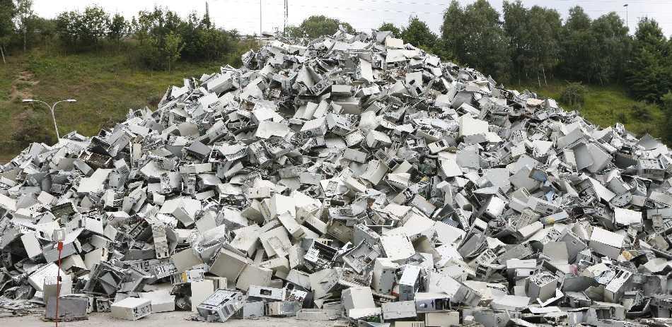 residus d'equips elèctrics i electrònics