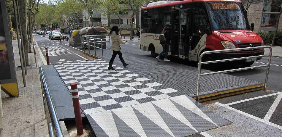 autobús a demanda