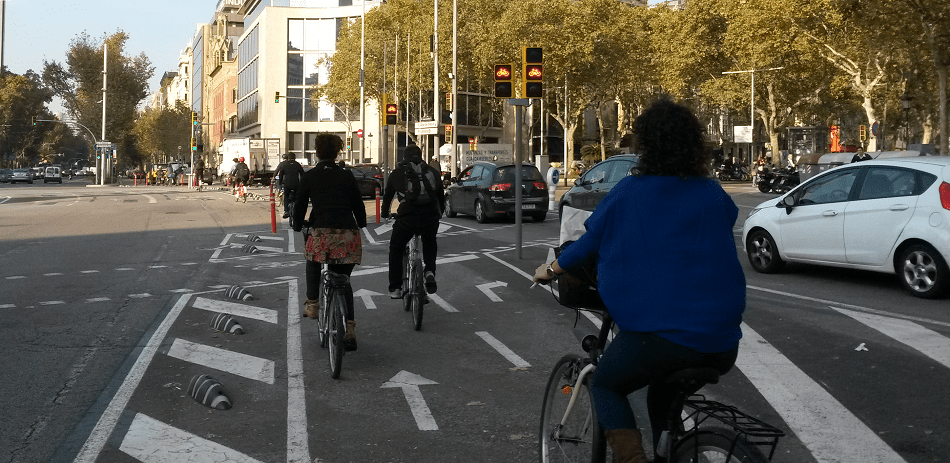 More bike lanes mean more cyclists